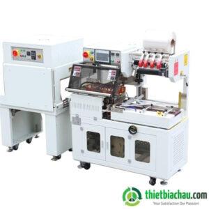 Automatic Mini L Bar Sealer SF 300LAC Máy bọc màng co tự động SF-300LAC