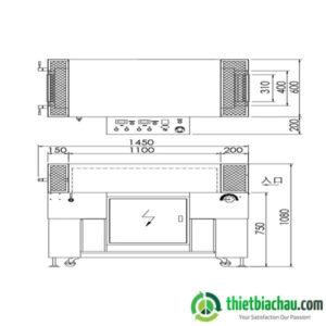 SF 4020G layout