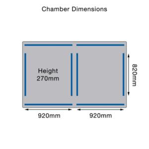 Double Chambers Henkovac D4 Slsl V1